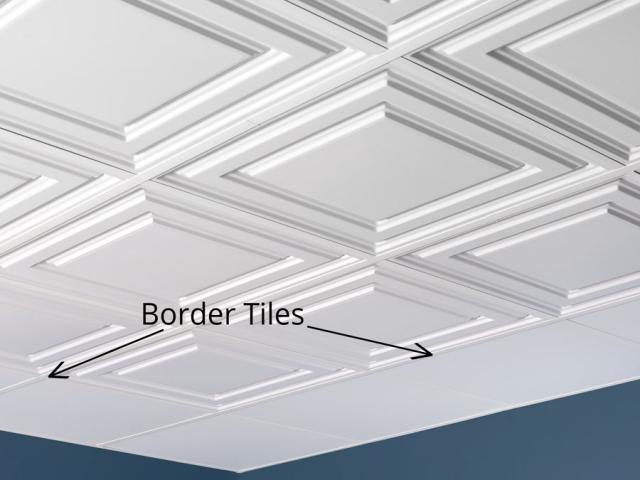 Border tile