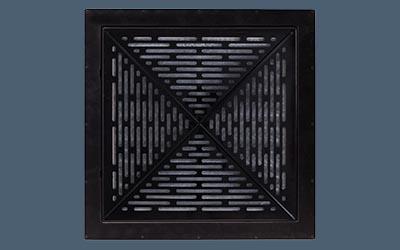 Black Filtered Air Return