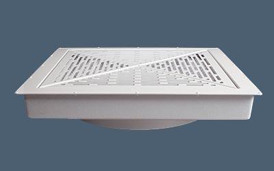 White Filtered Air Return