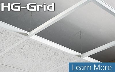 Grid Systems Genesis Ceiling Panels