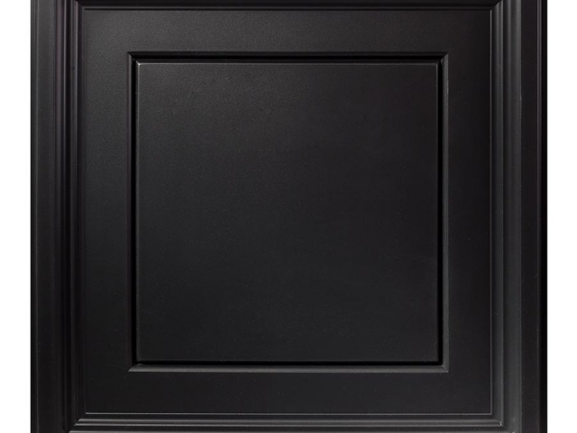 Icon Coffer tile in black