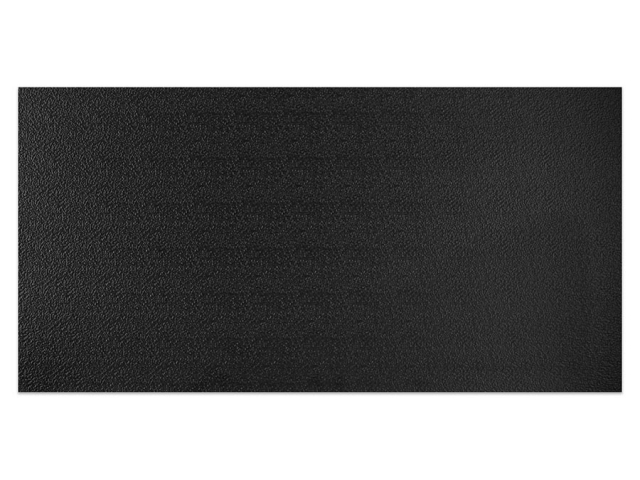 Stucco Pro 2x4 panel in black