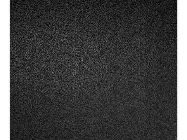 Stucco Pro 2x2 panel in black