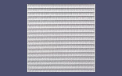 Corrugated Acoustic Ceiling Tile Panel