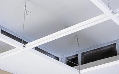 Systèmes de plafonds en vinyle
