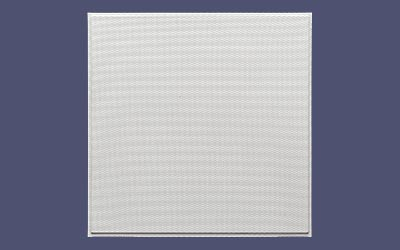 Microperforated Revealed Edge Acoustic Ceiling Panel