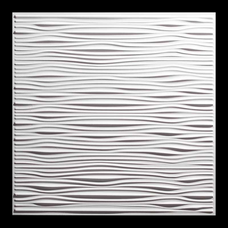 Drifts-white- Genesis Ceiling Panels