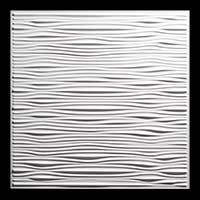 Drifts-White - Genesis Ceiling Panels