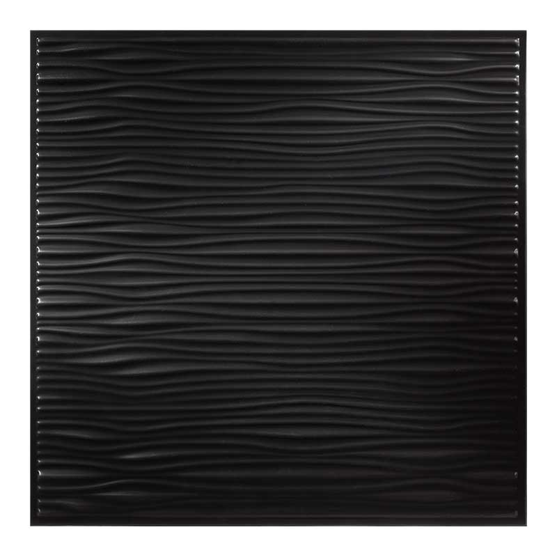 Drifts-Black- Genesis Ceiling Panels