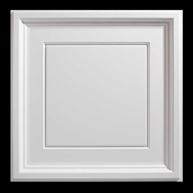 Icon Coffer-White - Genesis Ceiling Panels