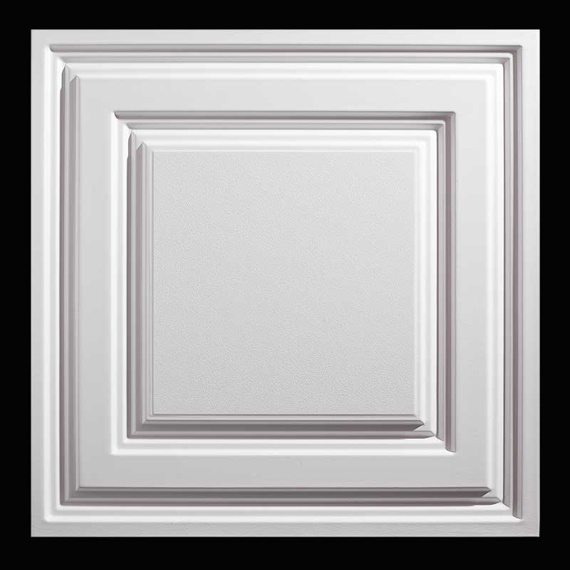Icon Relief-White - Genesis Ceiling Panels