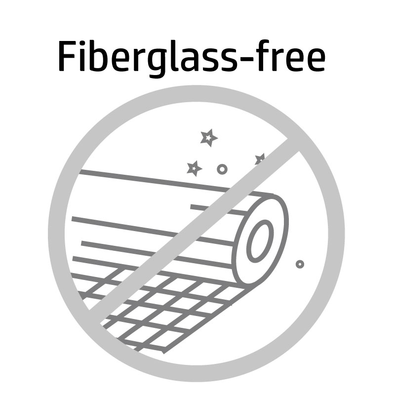 Fiberglass Free