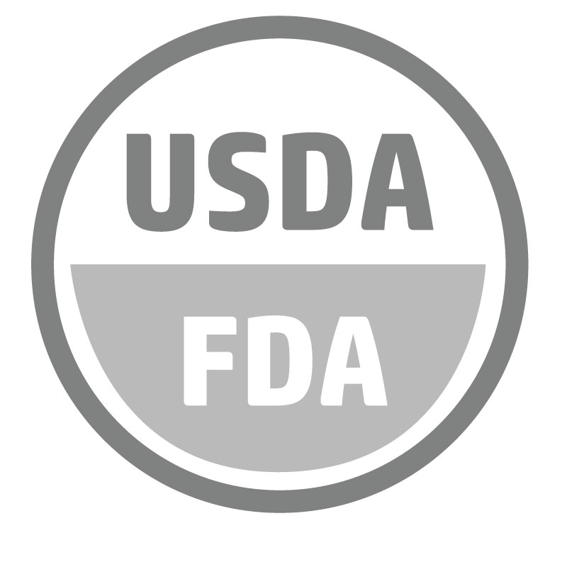 USDA & FDA Compliant